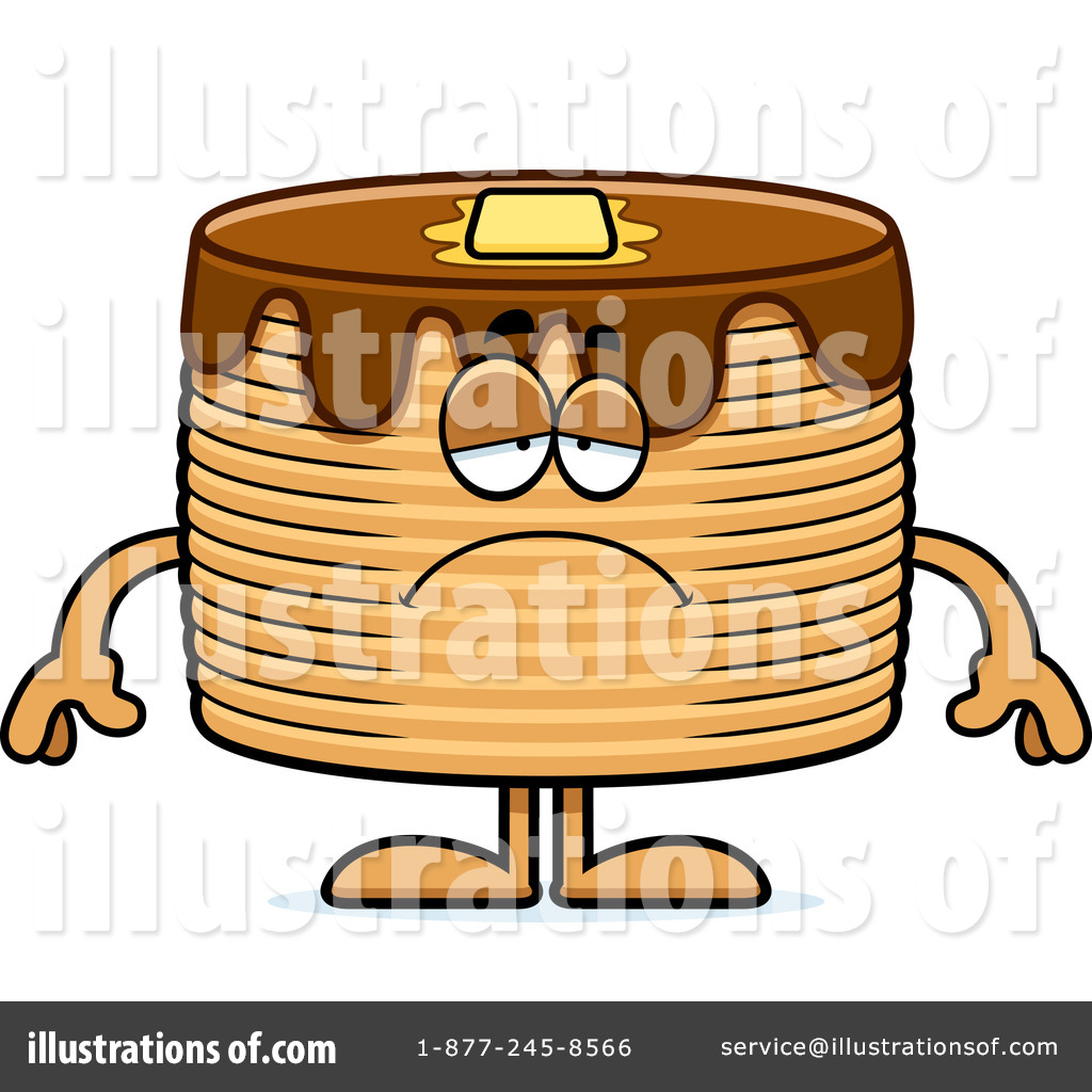 hight resolution of royalty free rf pancakes clipart illustration 1194768 by cory thoman