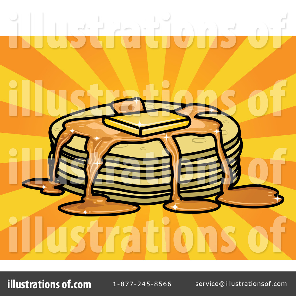 hight resolution of royalty free rf pancakes clipart illustration 45751 by r formidable
