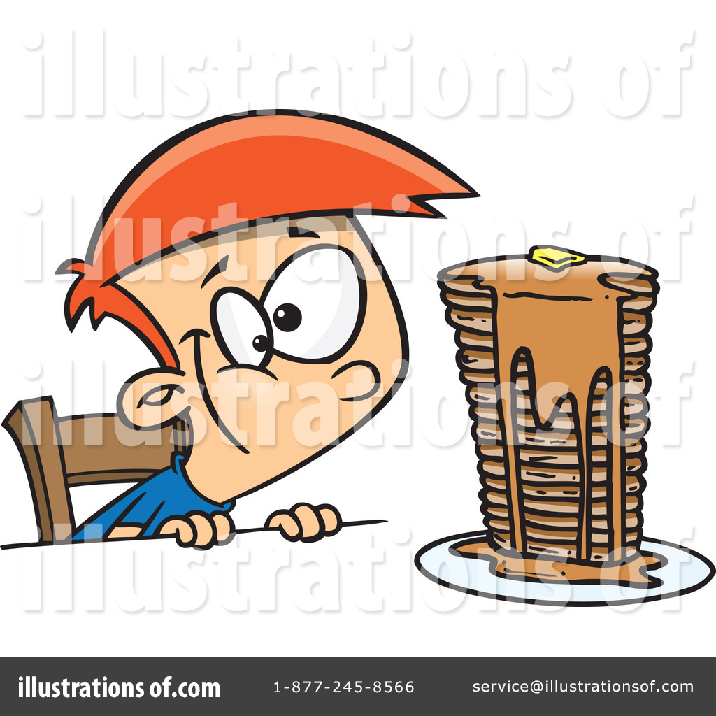 hight resolution of royalty free rf pancakes clipart illustration 1145105 by toonaday