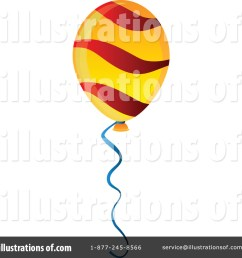 royalty free rf party balloon clipart illustration by tonis pan stock sample [ 1024 x 1024 Pixel ]