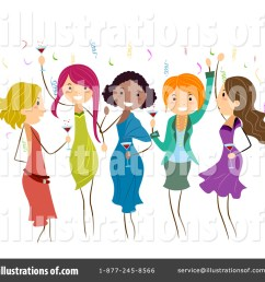 royalty free rf party clipart illustration by bnp design studio stock sample [ 1024 x 1024 Pixel ]