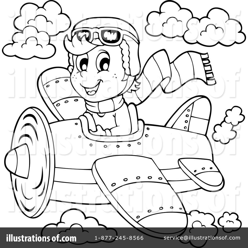 Pilot Clipart