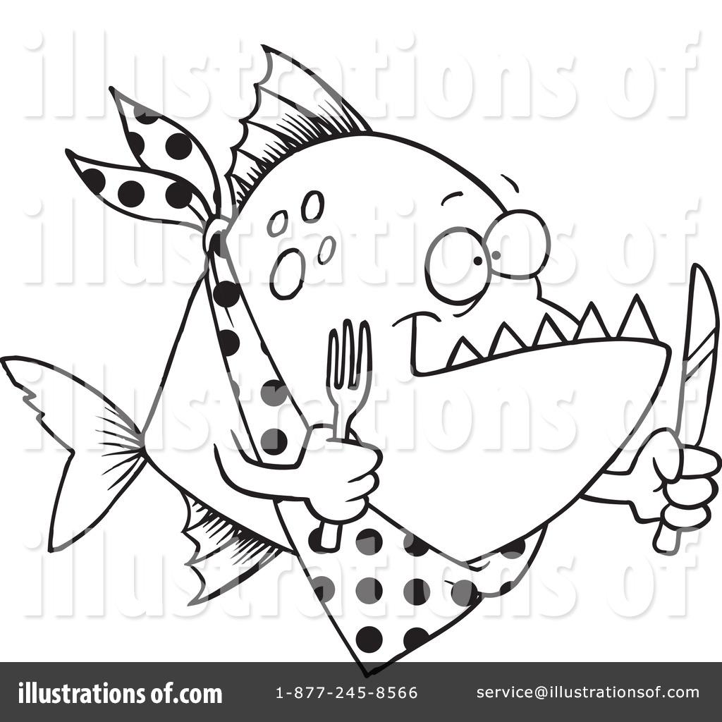 Piranha Clipart