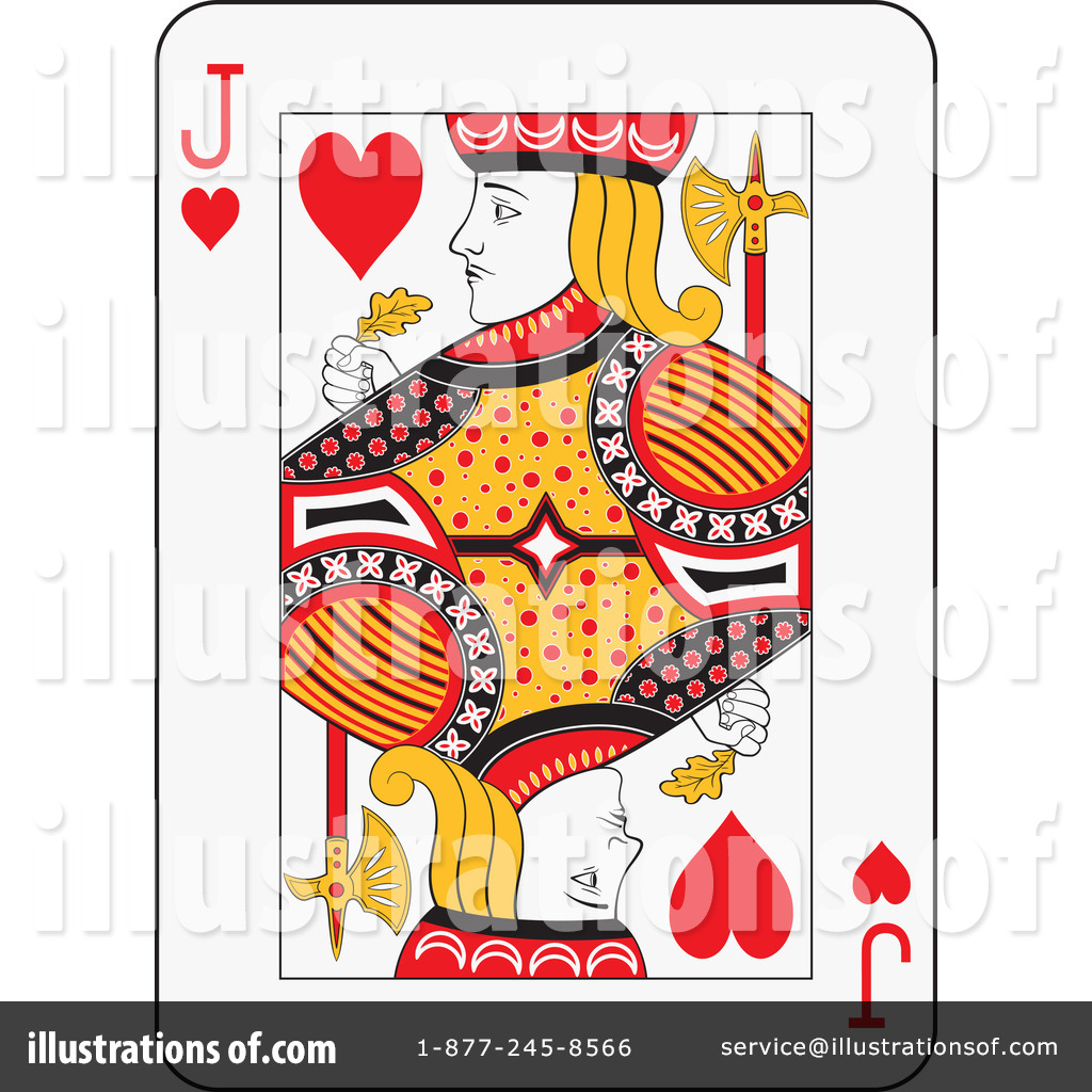 hight resolution of royalty free rf playing card clipart illustration 1263452 by frisko