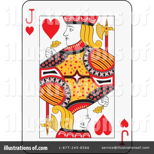 small resolution of royalty free rf playing card clipart illustration 1263452 by frisko