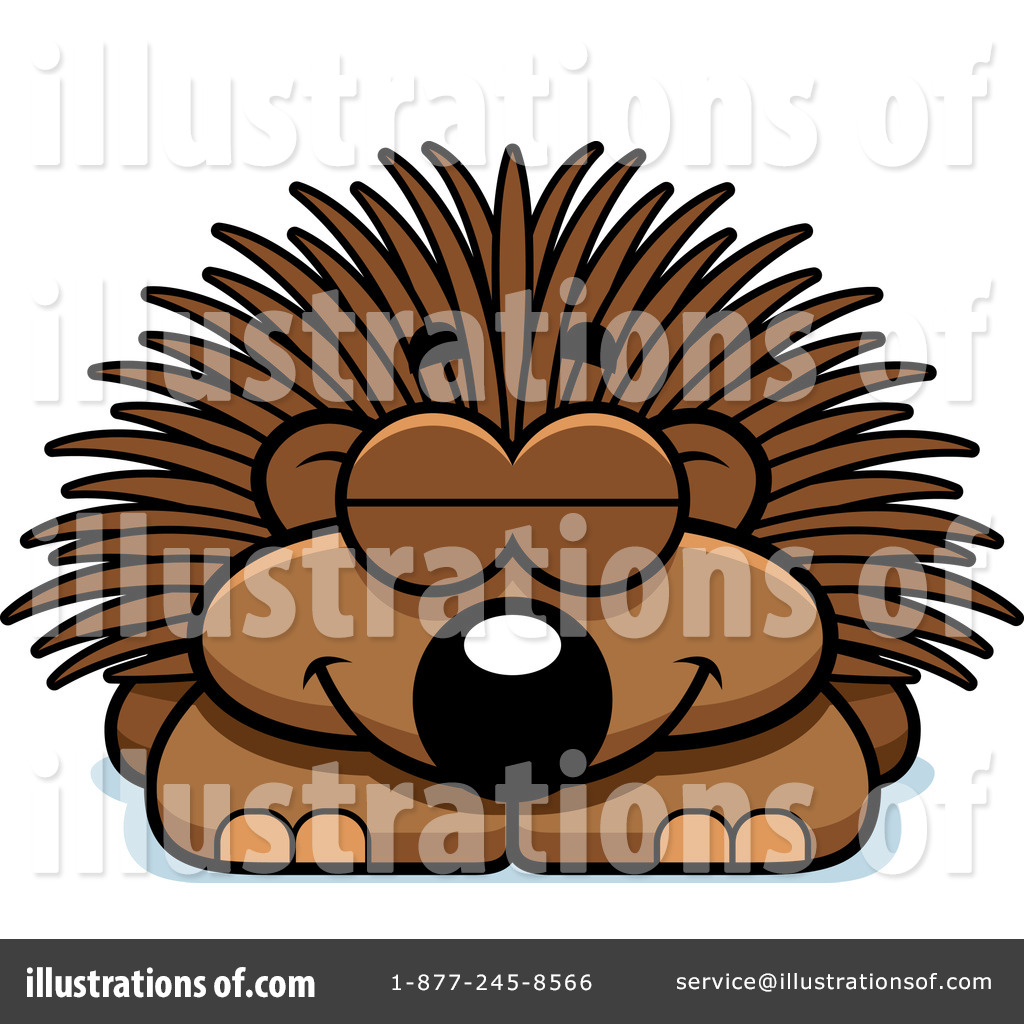 hight resolution of royalty free rf porcupine clipart illustration 1098164 by cory thoman