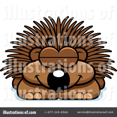 small resolution of royalty free rf porcupine clipart illustration 1098164 by cory thoman