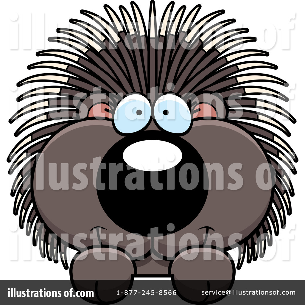 hight resolution of royalty free rf porcupine clipart illustration 1200165 by cory thoman