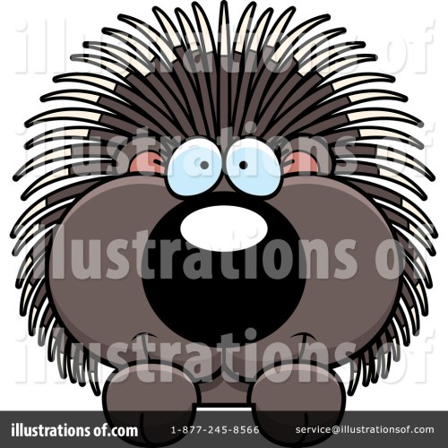 small resolution of royalty free rf porcupine clipart illustration 1200165 by cory thoman