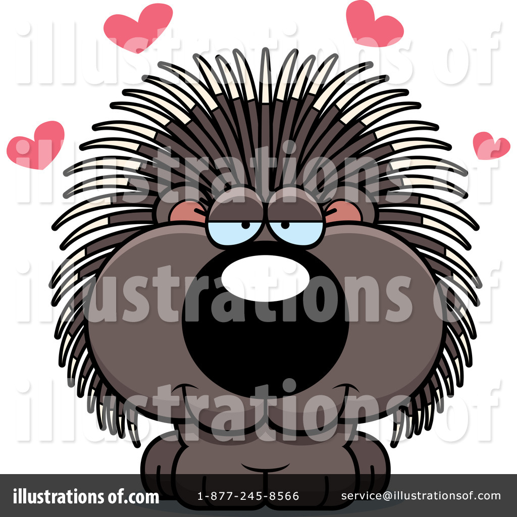 hight resolution of royalty free rf porcupine clipart illustration 1200166 by cory thoman