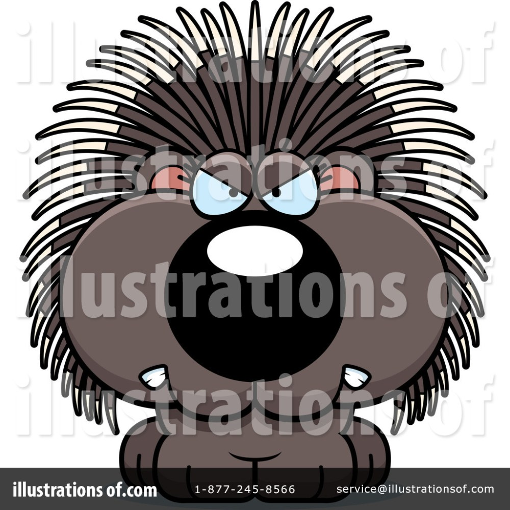 medium resolution of royalty free rf porcupine clipart illustration 1200167 by cory thoman