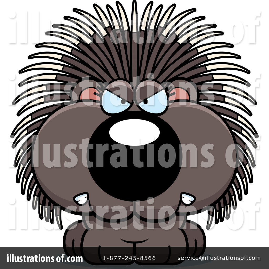 hight resolution of royalty free rf porcupine clipart illustration 1200167 by cory thoman