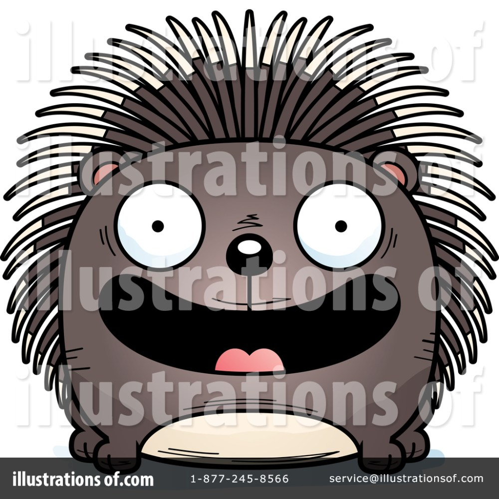 medium resolution of royalty free rf porcupine clipart illustration 1450725 by cory thoman