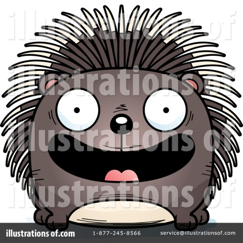 small resolution of royalty free rf porcupine clipart illustration 1450725 by cory thoman