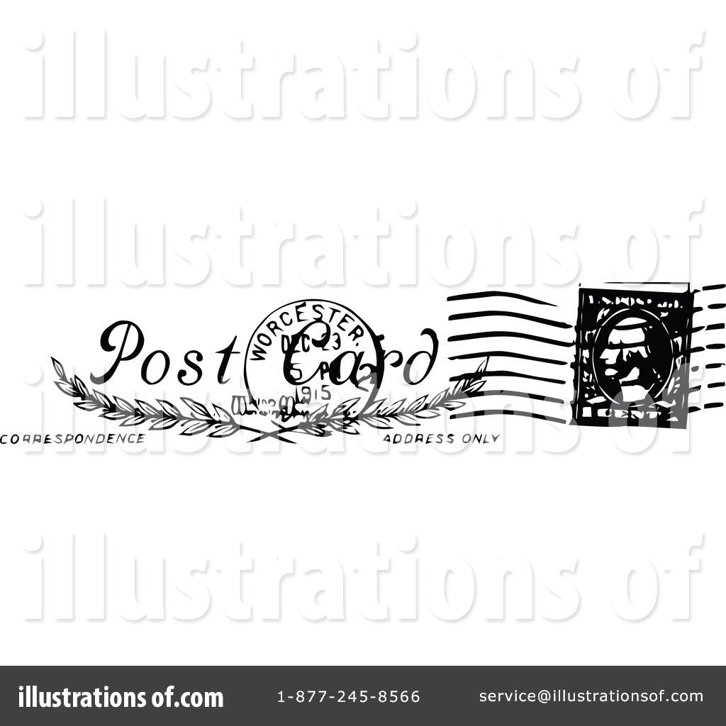 Postcard Clipart