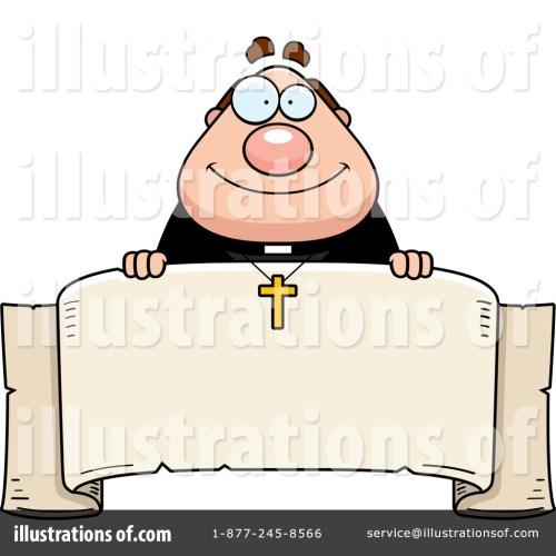 small resolution of priest clipart
