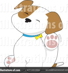 royalty free rf puppy clipart illustration 1188441 by maria bell [ 1024 x 1024 Pixel ]