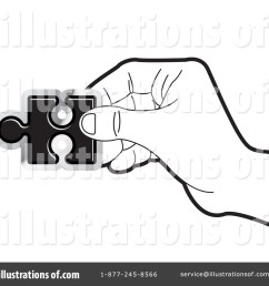 royalty free rf puzzle piece clipart illustration by lal perera stock sample [ 1024 x 1024 Pixel ]