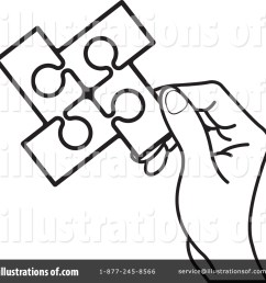 royalty free rf puzzle pieces clipart illustration by lal perera stock sample [ 1024 x 1024 Pixel ]