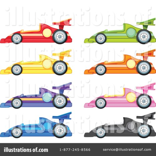 small resolution of royalty free rf race car clipart illustration by graphics rf stock sample