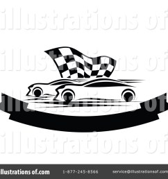 royalty free rf race car clipart illustration 1375641 by vector tradition sm [ 1024 x 1024 Pixel ]