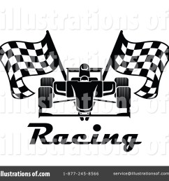 royalty free rf race car clipart illustration 1377676 by vector tradition sm [ 1024 x 1024 Pixel ]