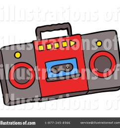 royalty free rf radio clipart illustration 1510812 by lineartestpilot [ 1024 x 1024 Pixel ]