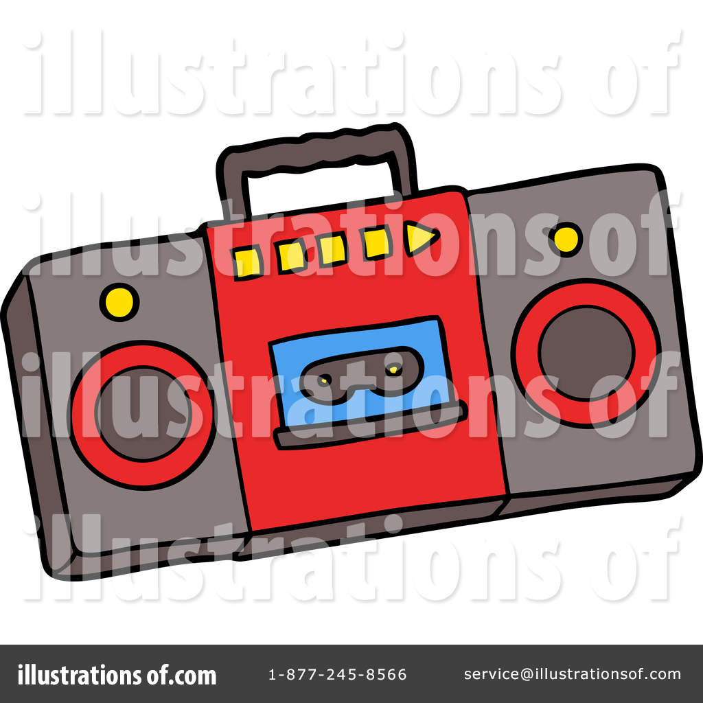 hight resolution of royalty free rf radio clipart illustration 1510812 by lineartestpilot
