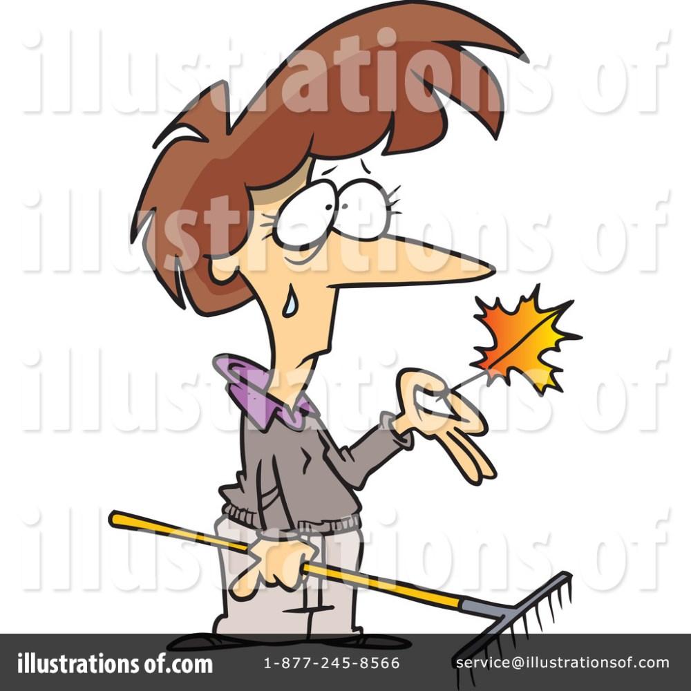 medium resolution of royalty free rf raking leaves clipart illustration 439848 by toonaday