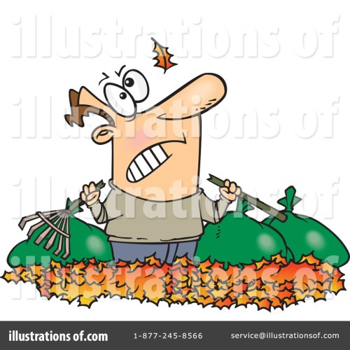 small resolution of royalty free rf raking leaves clipart illustration 441610 by toonaday