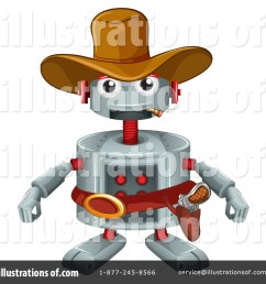 royalty free rf robot clipart illustration 1470858 by graphics rf [ 1024 x 1024 Pixel ]