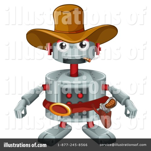 small resolution of royalty free rf robot clipart illustration 1470858 by graphics rf