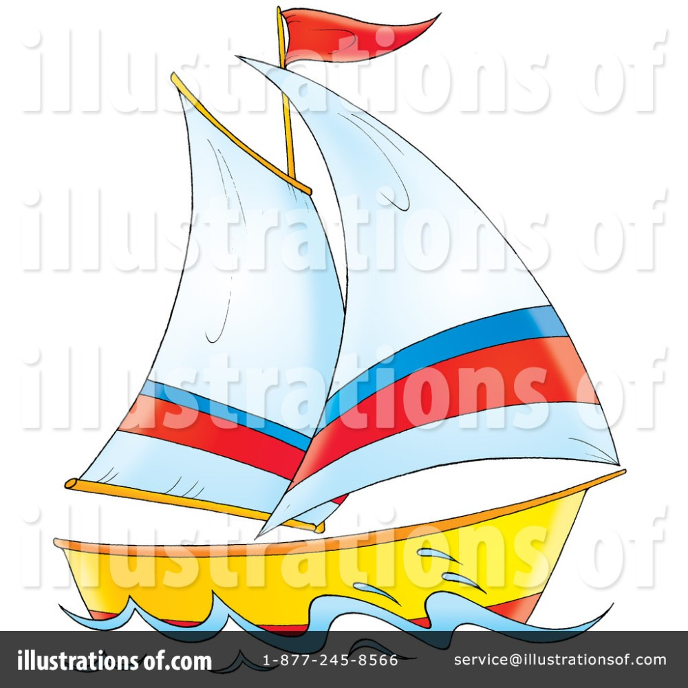 medium resolution of royalty free rf sailboat clipart illustration 32830 by alex bannykh
