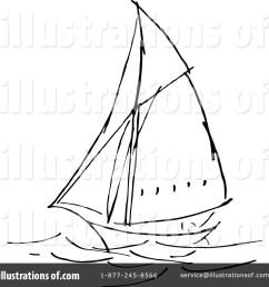 royalty free rf sailboat clipart illustration 1180220 by prawny vintage [ 1024 x 1024 Pixel ]