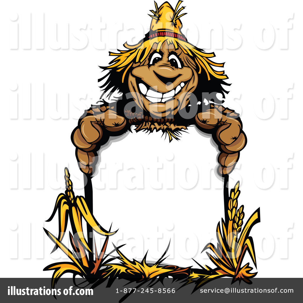 hight resolution of royalty free rf scarecrow clipart illustration 1118120 by chromaco