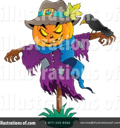 royalty free rf scarecrow clipart illustration 1124537 by visekart [ 1024 x 1024 Pixel ]