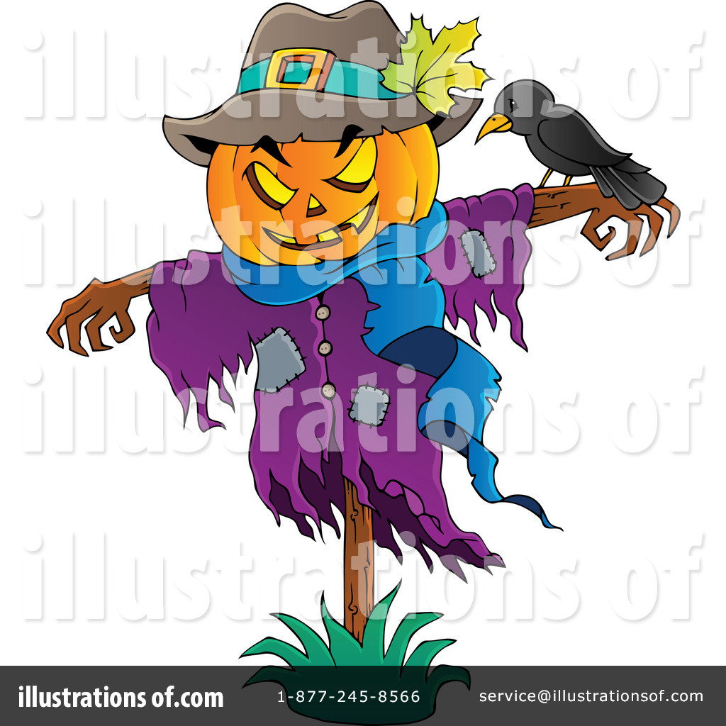 hight resolution of royalty free rf scarecrow clipart illustration 1124537 by visekart