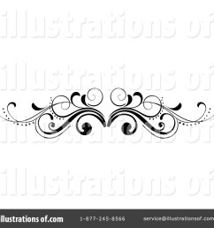royalty free rf scroll clipart illustration 36726 by onfocusmedia [ 1024 x 1024 Pixel ]