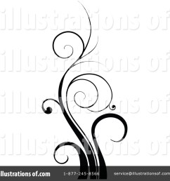royalty free rf scroll clipart illustration 36771 by onfocusmedia [ 1024 x 1024 Pixel ]