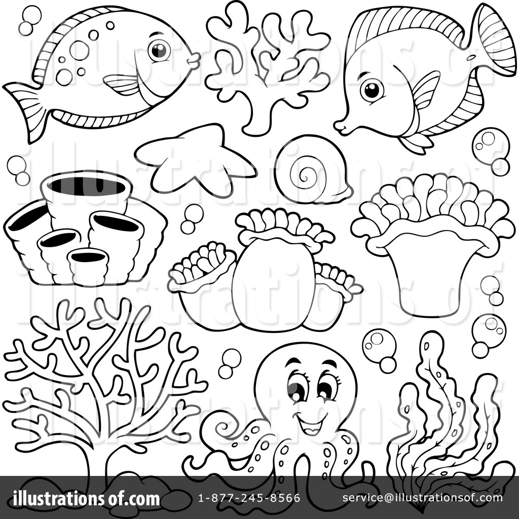 20 Life Clip Art Black And White Sea Ideas And Designs