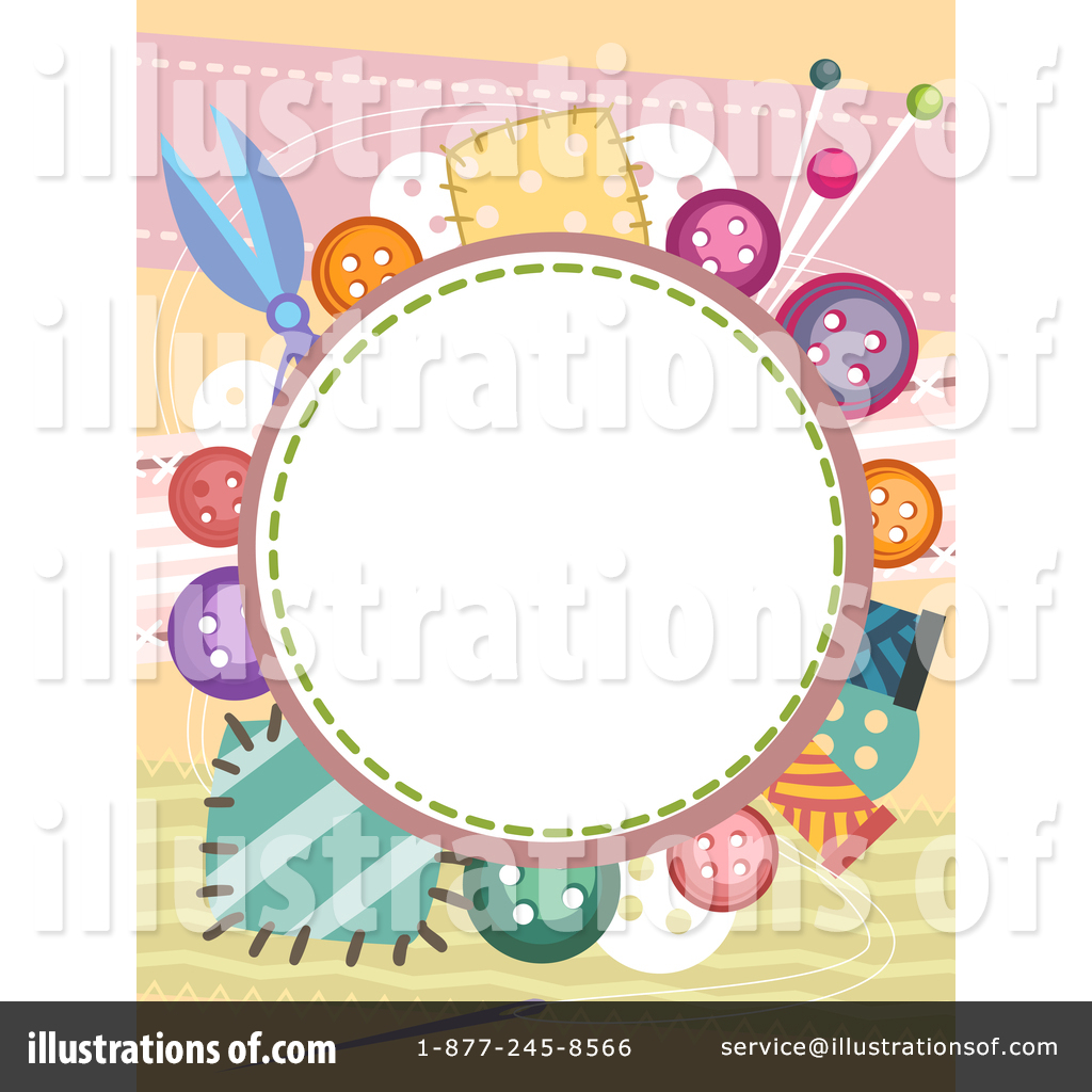 hight resolution of royalty free rf sewing clipart illustration by bnp design studio stock sample