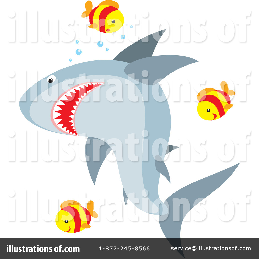 hight resolution of royalty free rf shark clipart illustration 38167 by alex bannykh