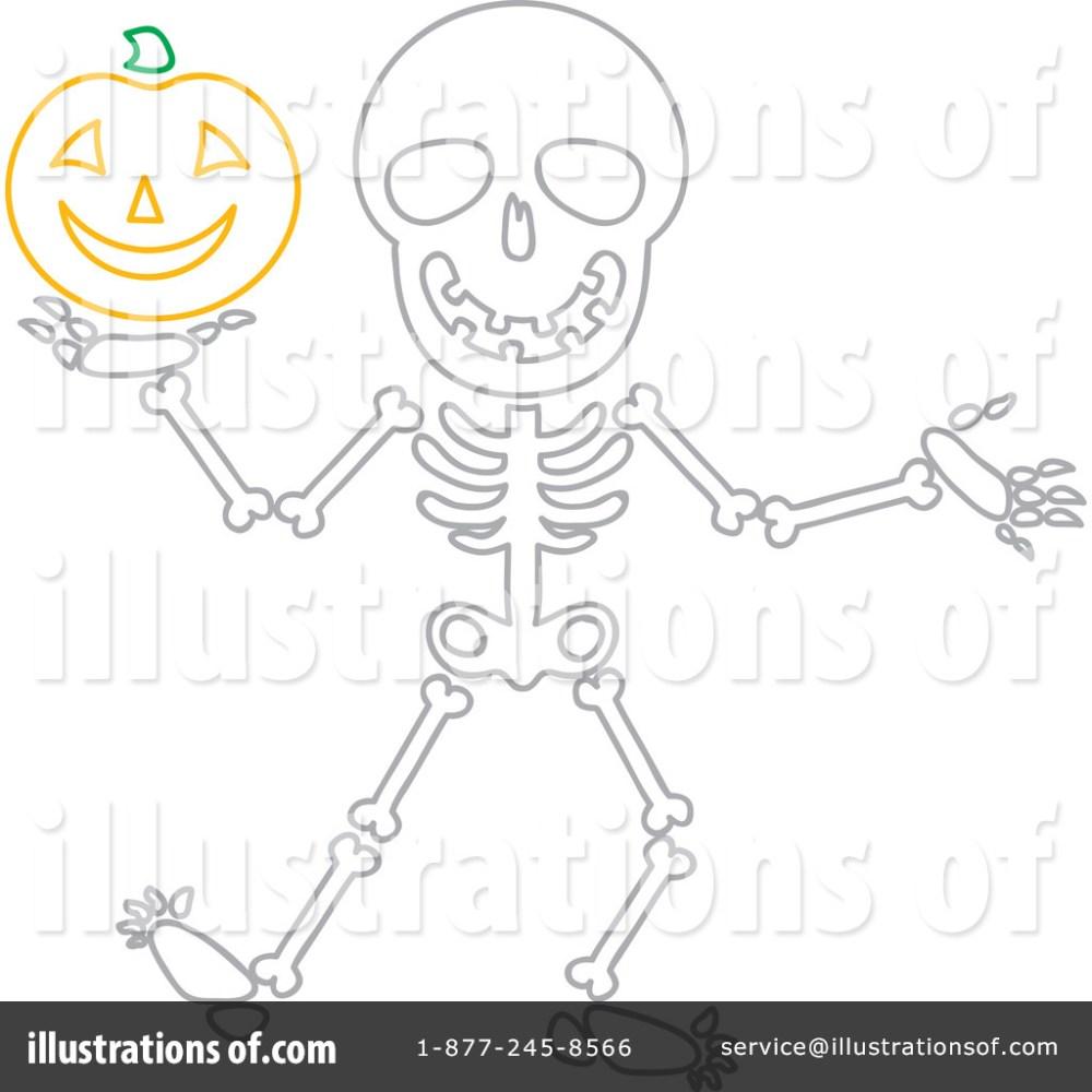 medium resolution of royalty free rf skeleton clipart illustration 1080152 by rosie piter