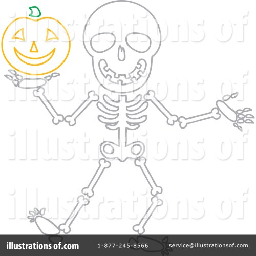 small resolution of royalty free rf skeleton clipart illustration 1080152 by rosie piter