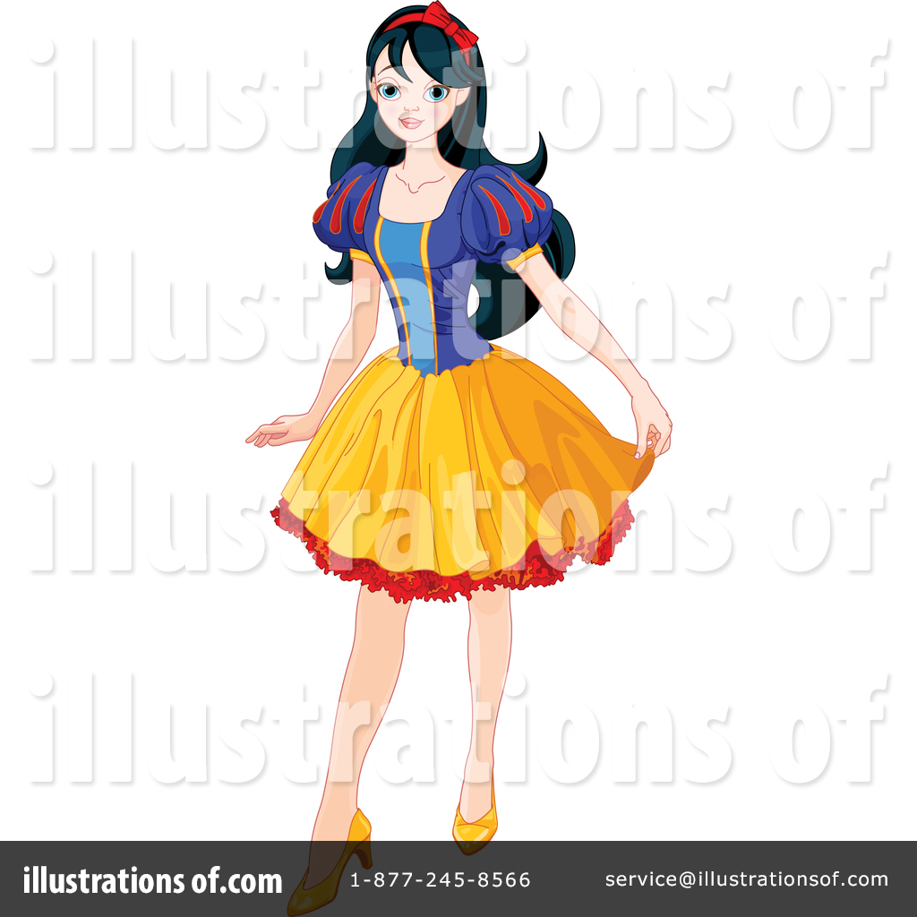 hight resolution of royalty free rf snow white clipart illustration 1389351 by pushkin
