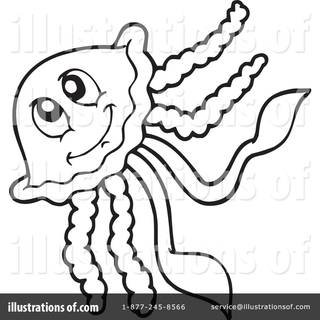 Squid Clipart