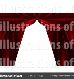 royalty free rf stage curtains clipart illustration 1049444 by elaineitalia [ 1024 x 1024 Pixel ]