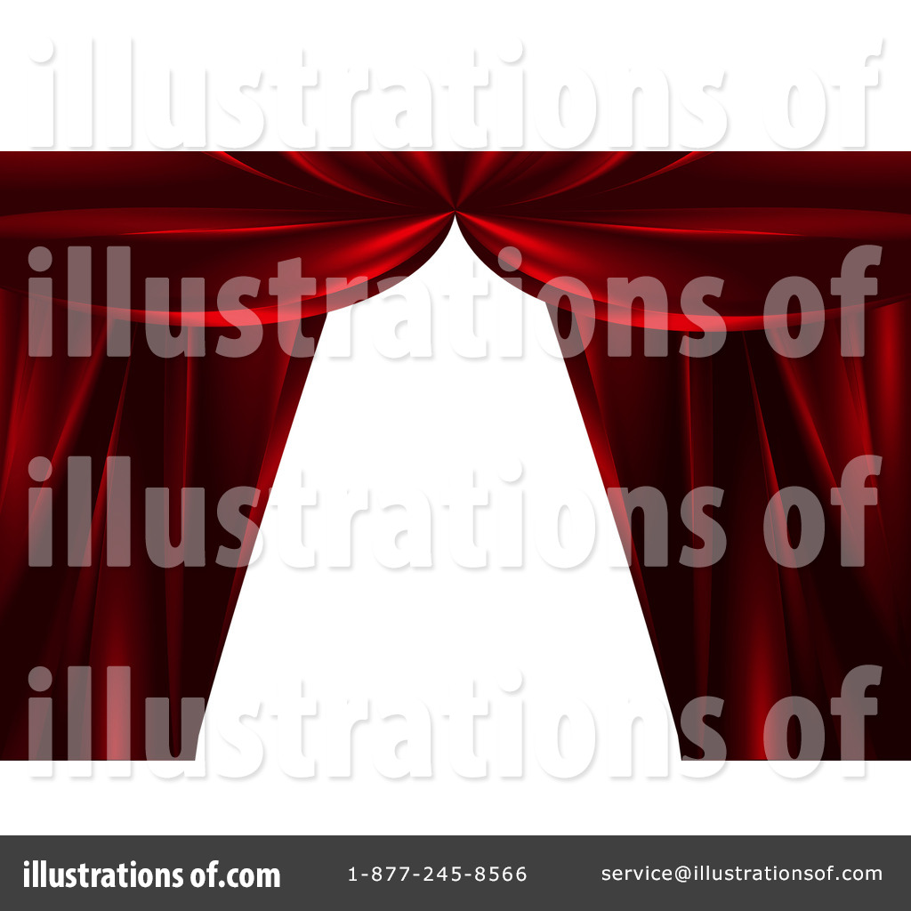 hight resolution of royalty free rf stage curtains clipart illustration 1049444 by elaineitalia