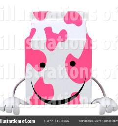 royalty free rf strawberry milk carton clipart illustration by julos stock sample [ 1024 x 1024 Pixel ]