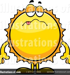 royalty free rf sun clipart illustration 1094854 by cory thoman [ 1024 x 1024 Pixel ]